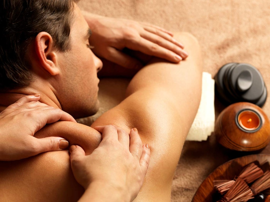 Male to Male Deep tissue Massage