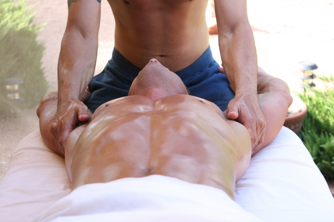 Male to Male Swedish Massage