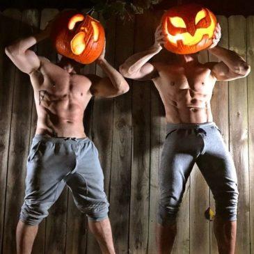 Happy Halloween from Adonis Massage
