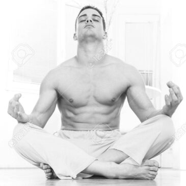 Meditation – post massage bliss
