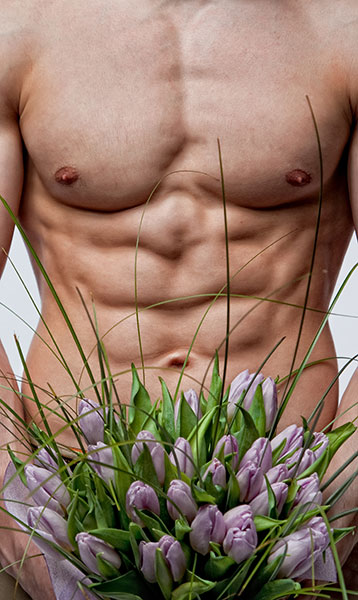Lavender, the skin and Massage